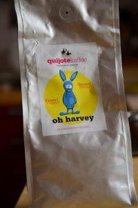 Oh Harvey (Italian Style Blend) von quijote Kaffee