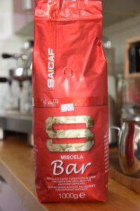 Immer wieder ein Genuss: Saicaf Bar Miscela