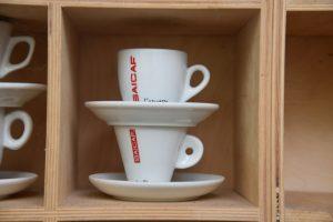 Meine Saicaf-Espressotassen Sammlung II