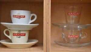 Meine Saicaf-Espressotassen Sammlung I
