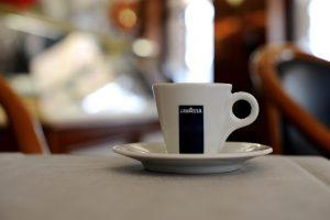 """Caffe """"Stella Polare"""" im italienischen Triest"""