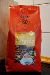 Espresso Cargado