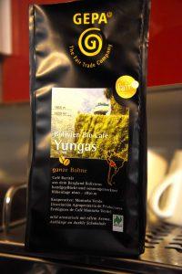 Naturland-Bohnen Yungas aus dem bolivianischen Hochland