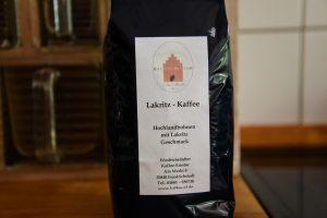 Lakritz-Kaffee vom Friedrichstädter Kaffee-Kontor