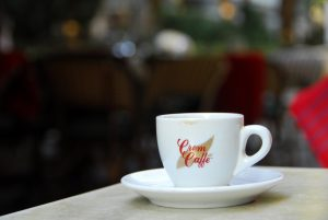 "2008 in Budapest, Petit Cafe Vian ""CremCaffe"""