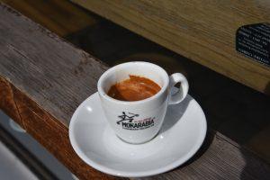 Auch so einen Espresso bekommt man in Nürnberg. Das Kaffino gehört allerdings eher zu den positiven Ausnahmen