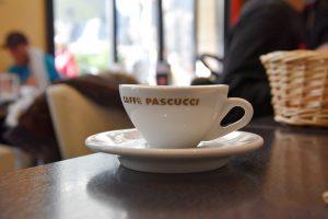 Caffe Pascucci, Leipzig, 2016