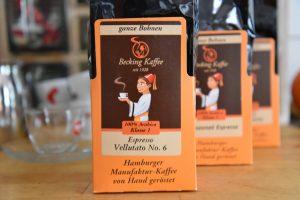 Start frei zur Geschmacksprobe aus dem Hause Becking